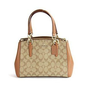 Coach l FLAWLESS Christie Carryall